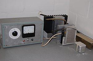 De zender voor MS - 50w RF op 49.990 MHz